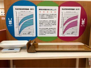赤ちゃんの体重測れる場所を簡単に検索できる方法をご存知ですか?