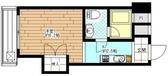 マンスリーマンション・ウィークリーマンションの間取り画像