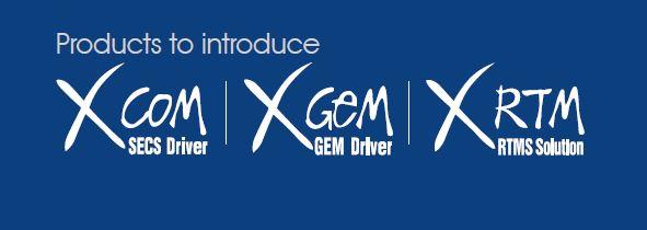 SECS/GEM通信ドライバ