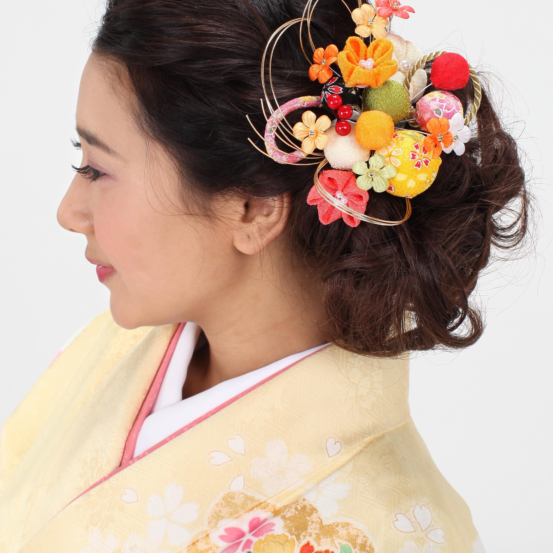 振袖髪飾り107