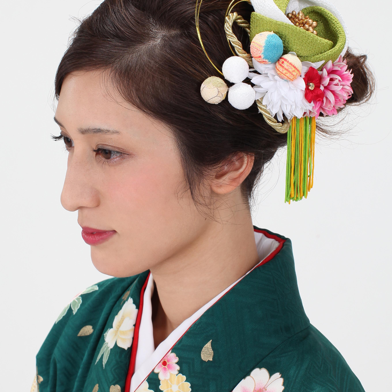 振袖髪飾り209