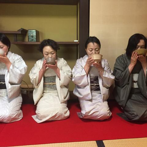 倉敷店遊ぼう会 内藤屋敷食事会