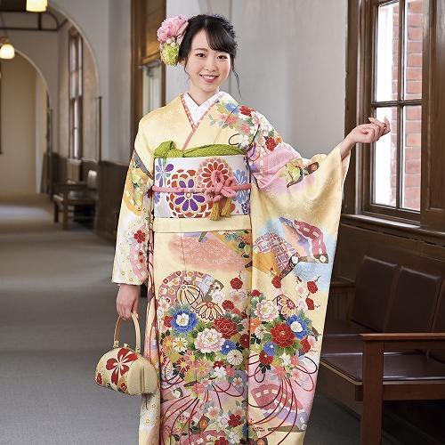 新作振袖コレクションA No.1619