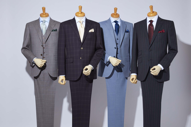 来週は、銀座山形屋紳士服オーダー会です。