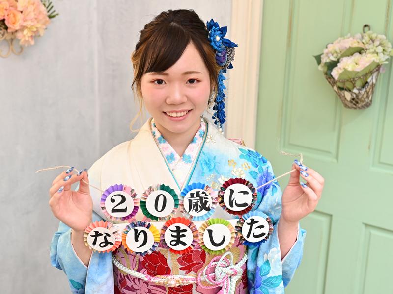 来年成人式の前撮り開始!前撮りの前に気を付けるべき事は?@群馬県沼田市の京呉服みはしです