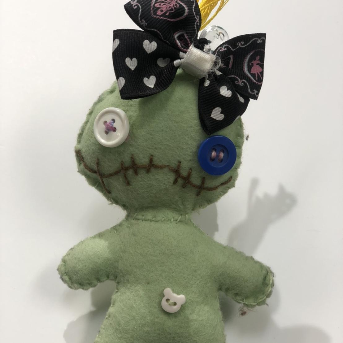 ぴったりの色のフエルトみぃ〜つけた!