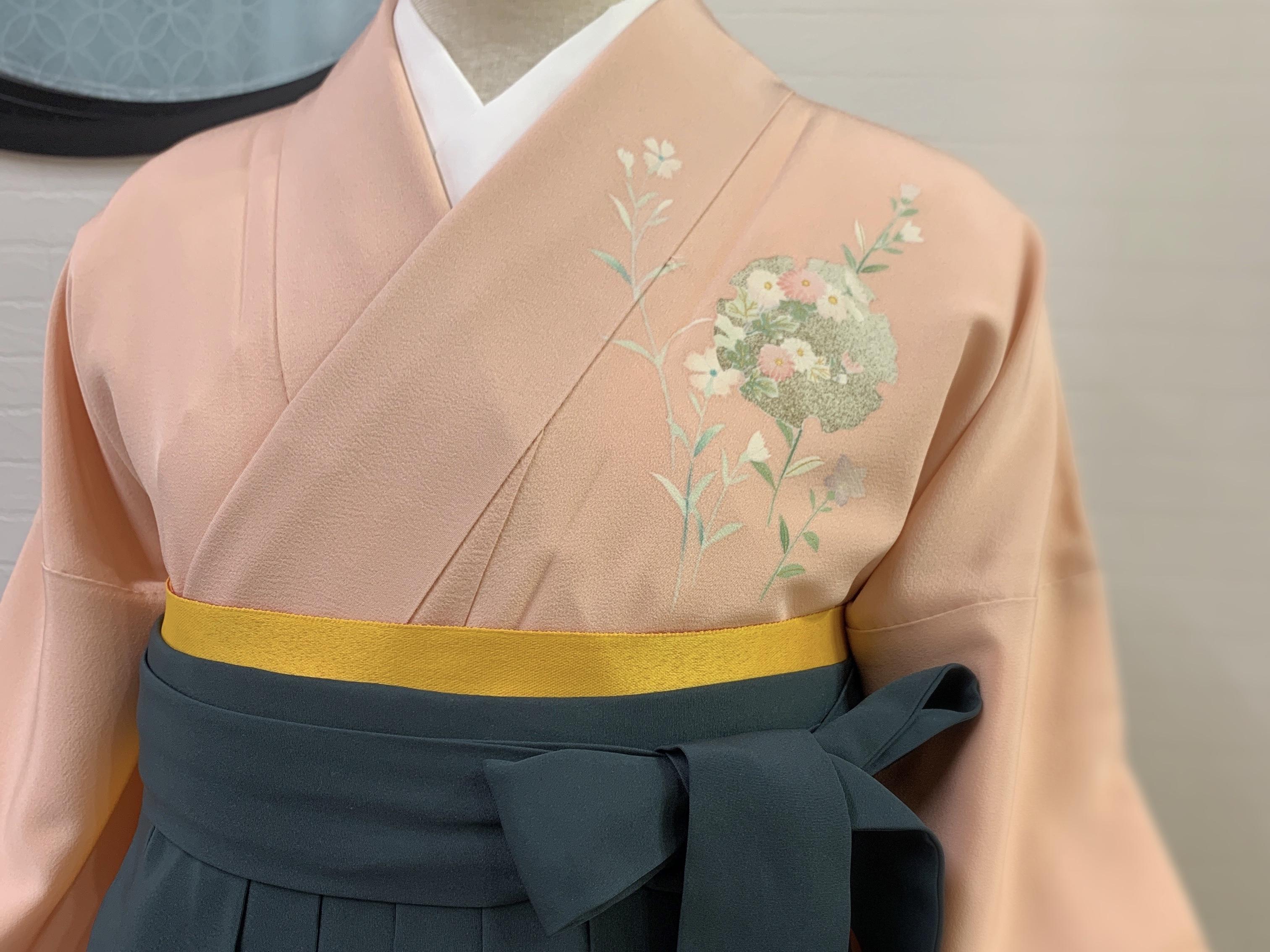 卒業式着物着たいけれどお値段は?~袴、訪問着レンタルについて~