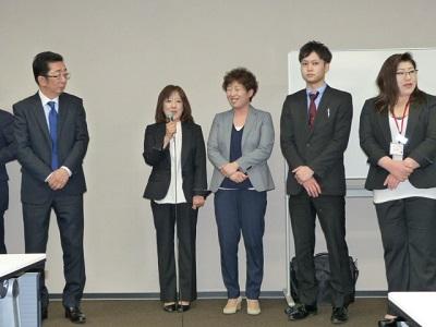 名古屋研修にて、振袖表彰を頂きました。2
