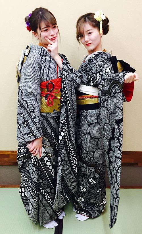 千葉県・茨城県から沢山お振袖を見にお客様がお見え頂きました。