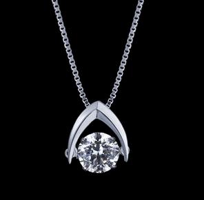 一番人気のダイヤモンドペンダント・リフォームをご紹介いたします
