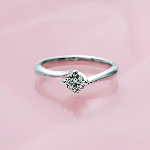 婚約指輪人気ランキングBest1