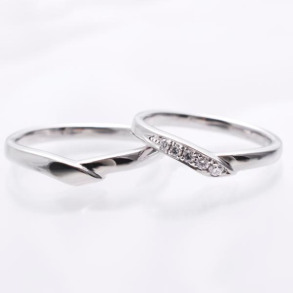 結婚指輪人気ランキングBest2