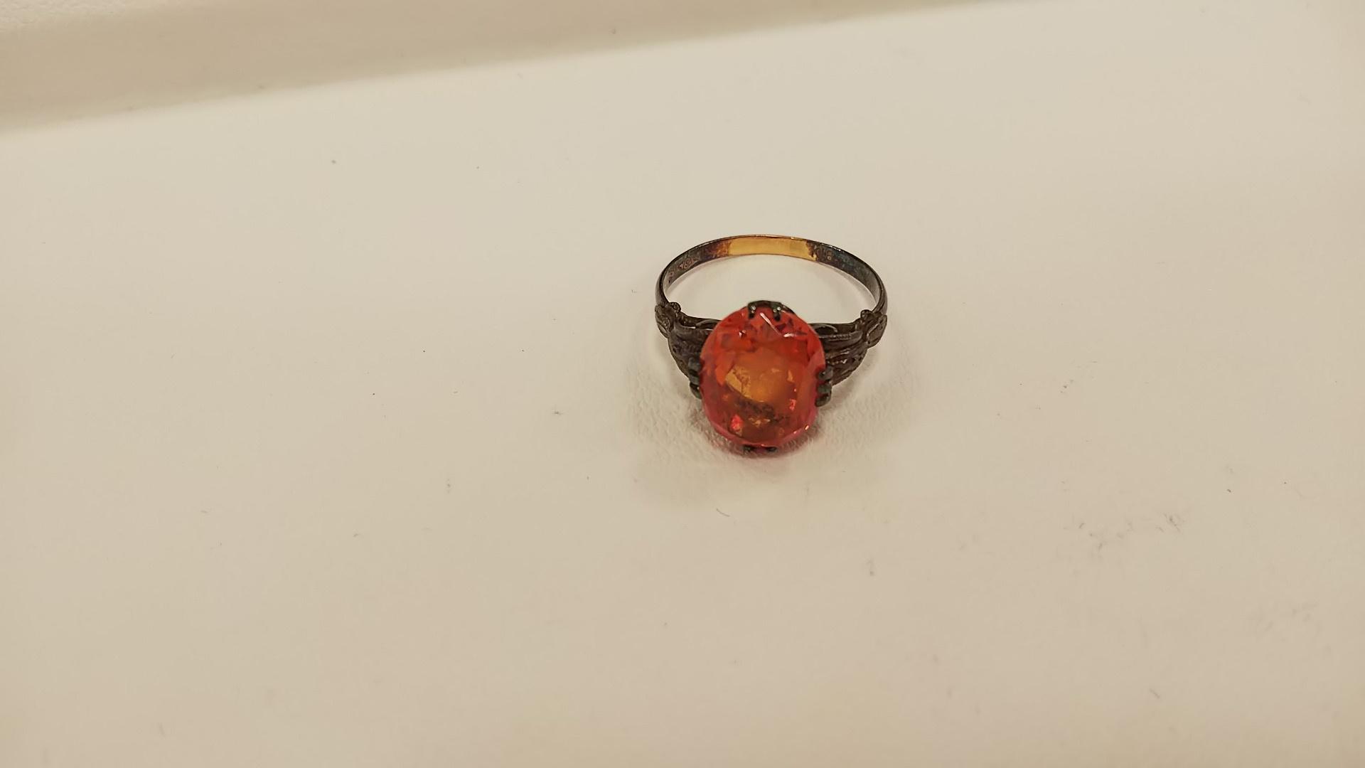 思い出の指輪♪