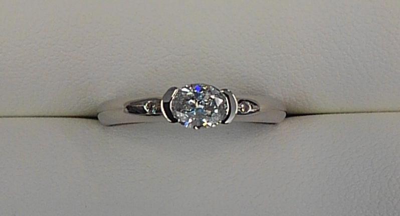 ダイヤモンドリングとネックレスのリフォーム