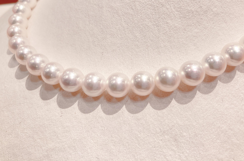 真珠(パール)のネックレスってどうして用意するの?いつ?そんな疑問にお答えします!