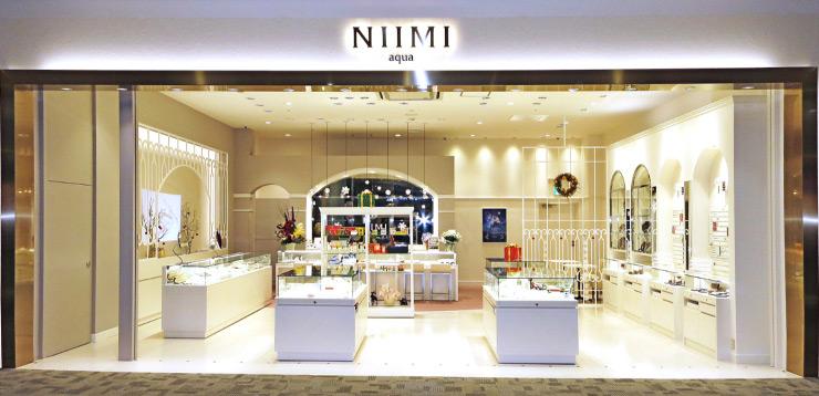 ブライダルのお店 NIIMI aqua(ニイミ アクア)