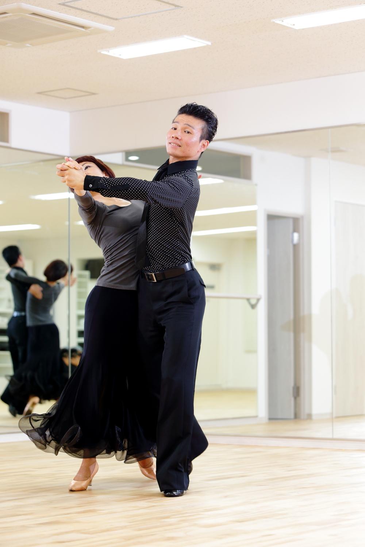 ブログ 社交 ダンス