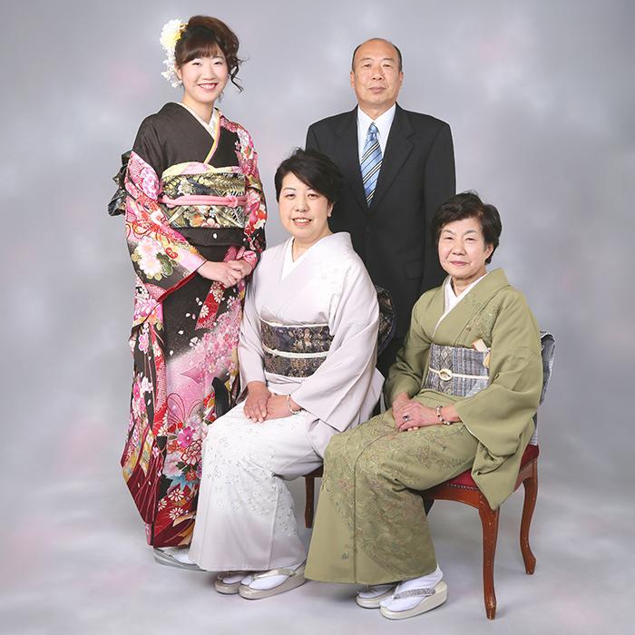 ご家族みんないい笑顔!