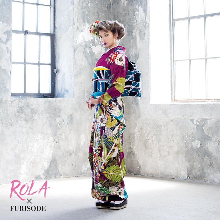 ROLA振袖コレクション  R484
