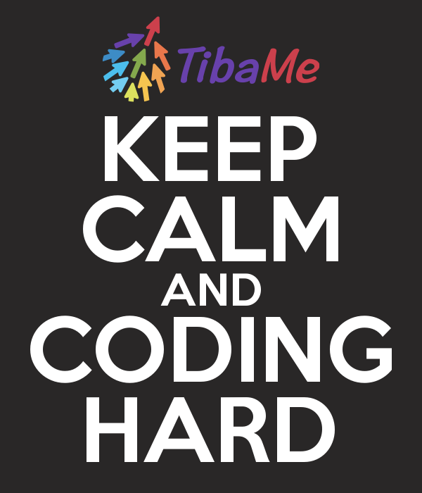 tibame_keep_calm_and_coding_hard