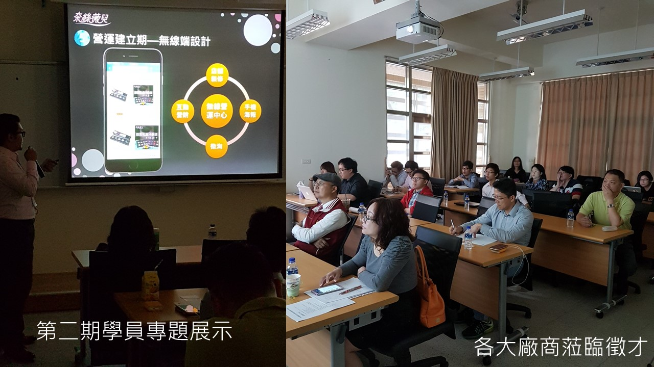 全方位數位行銷實戰班專題發表