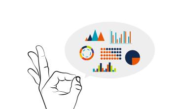 區上班族必備的20種Excel視覺化創意圖表!
