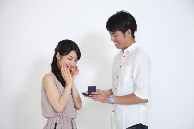 プロポーズの成功事例集