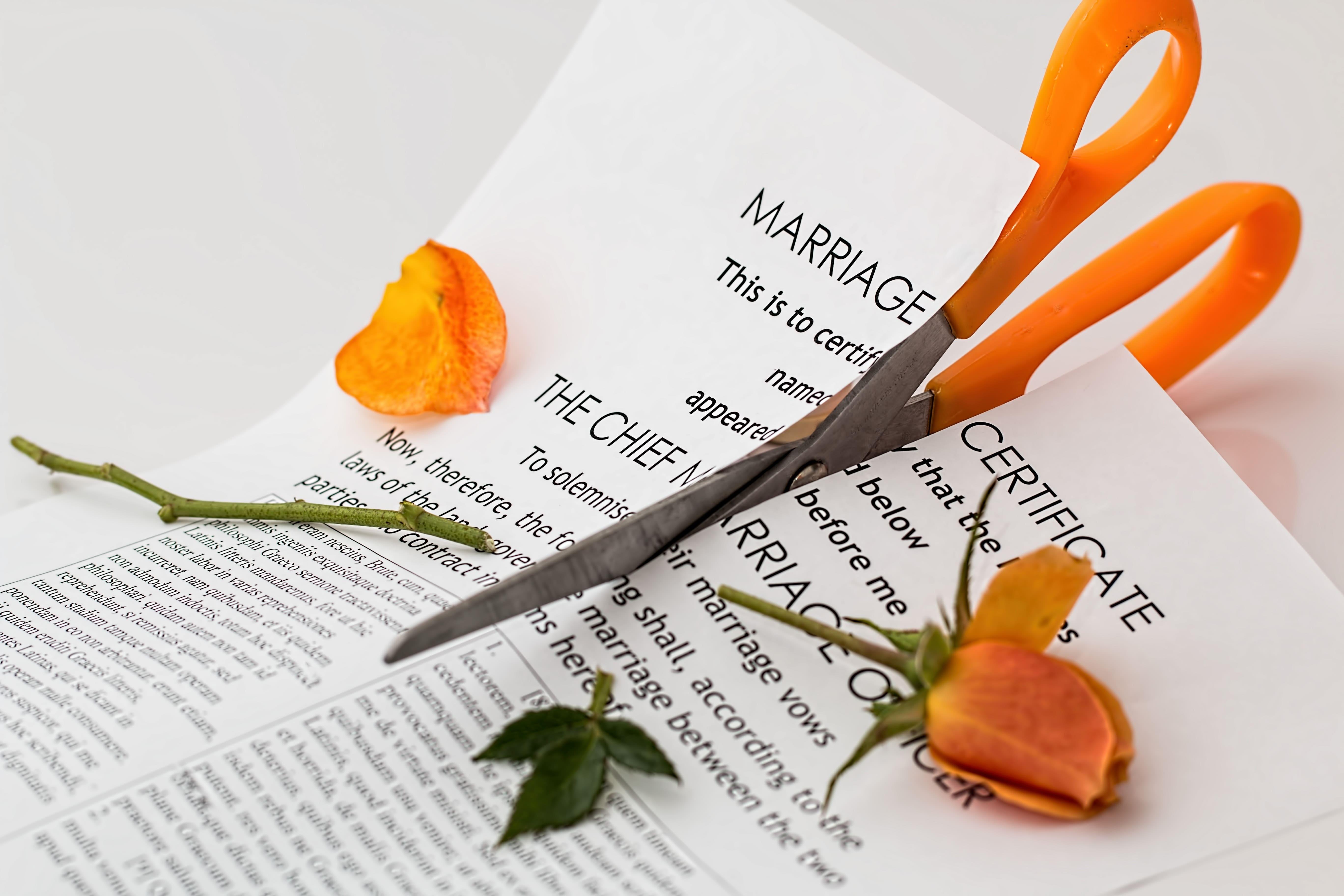 離婚原因を振り返る