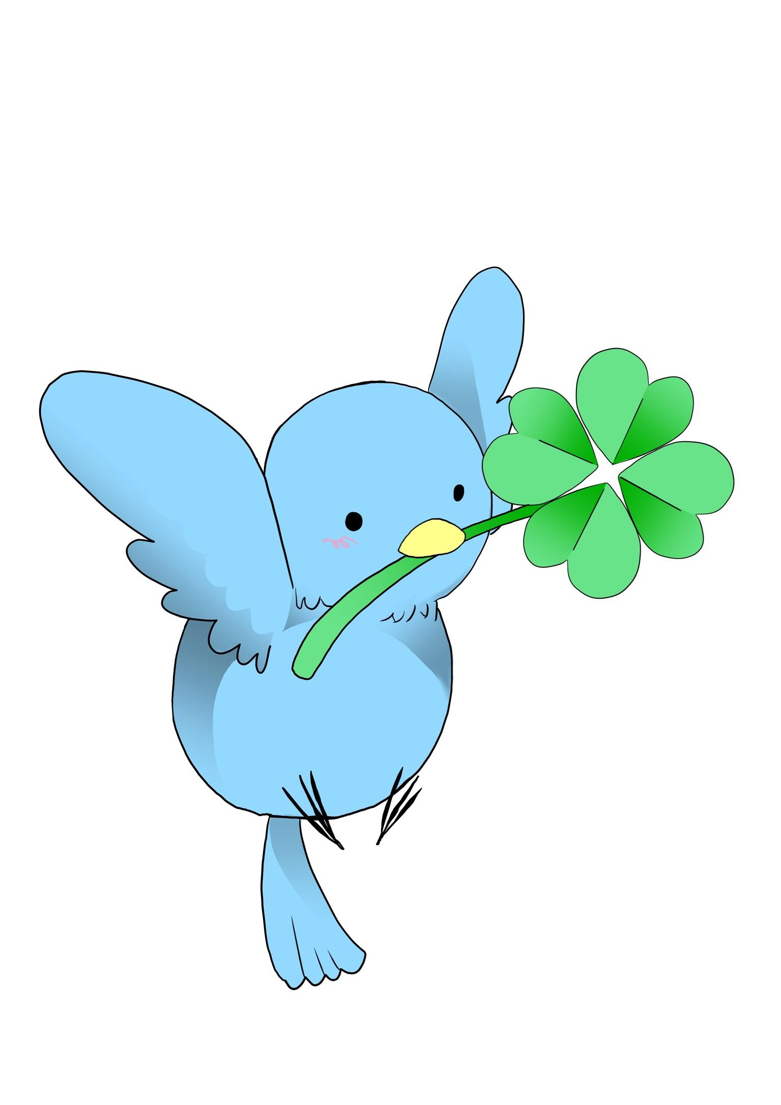 【婚活漫画】青い鳥の助言