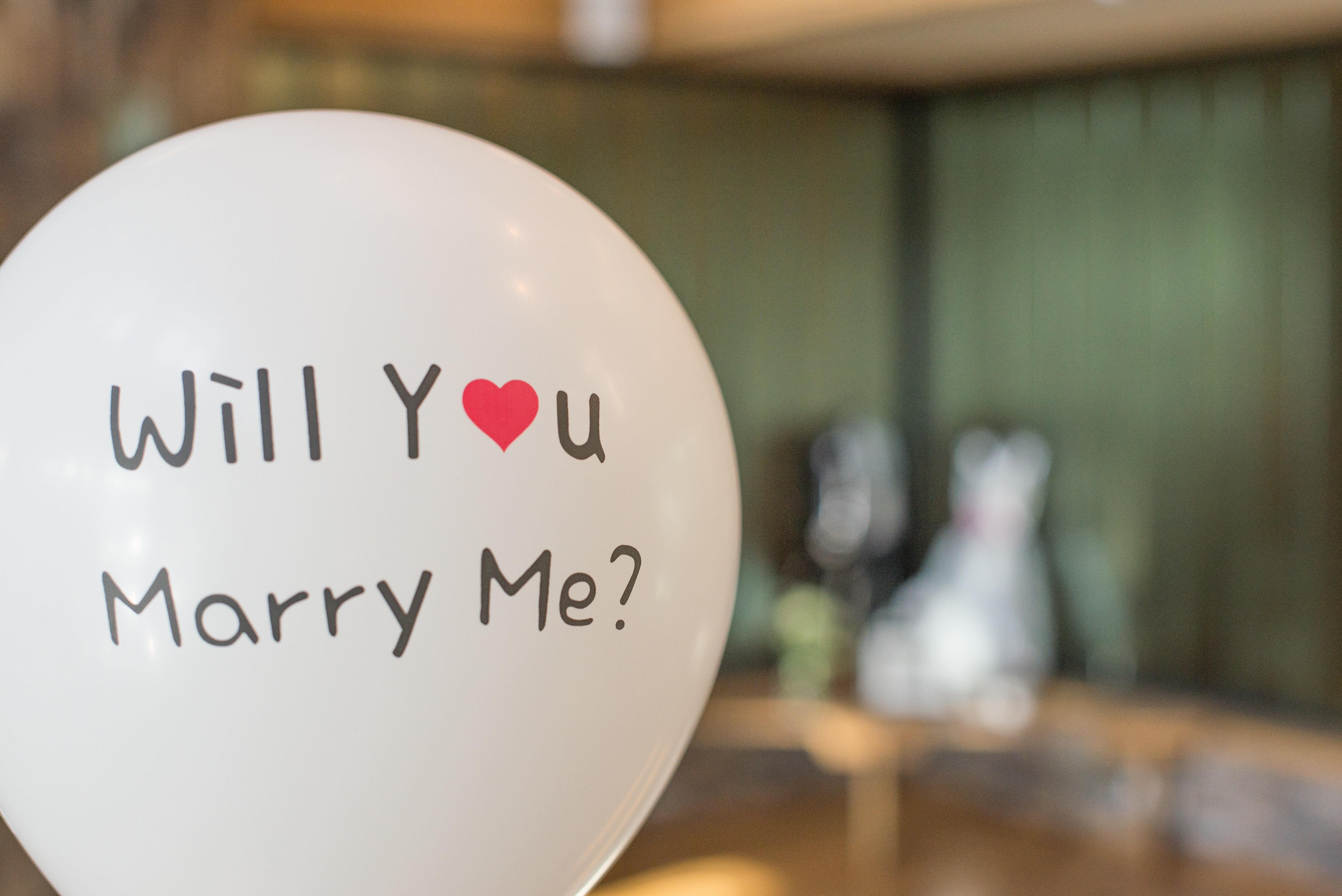 必ず結婚すると覚悟を決める