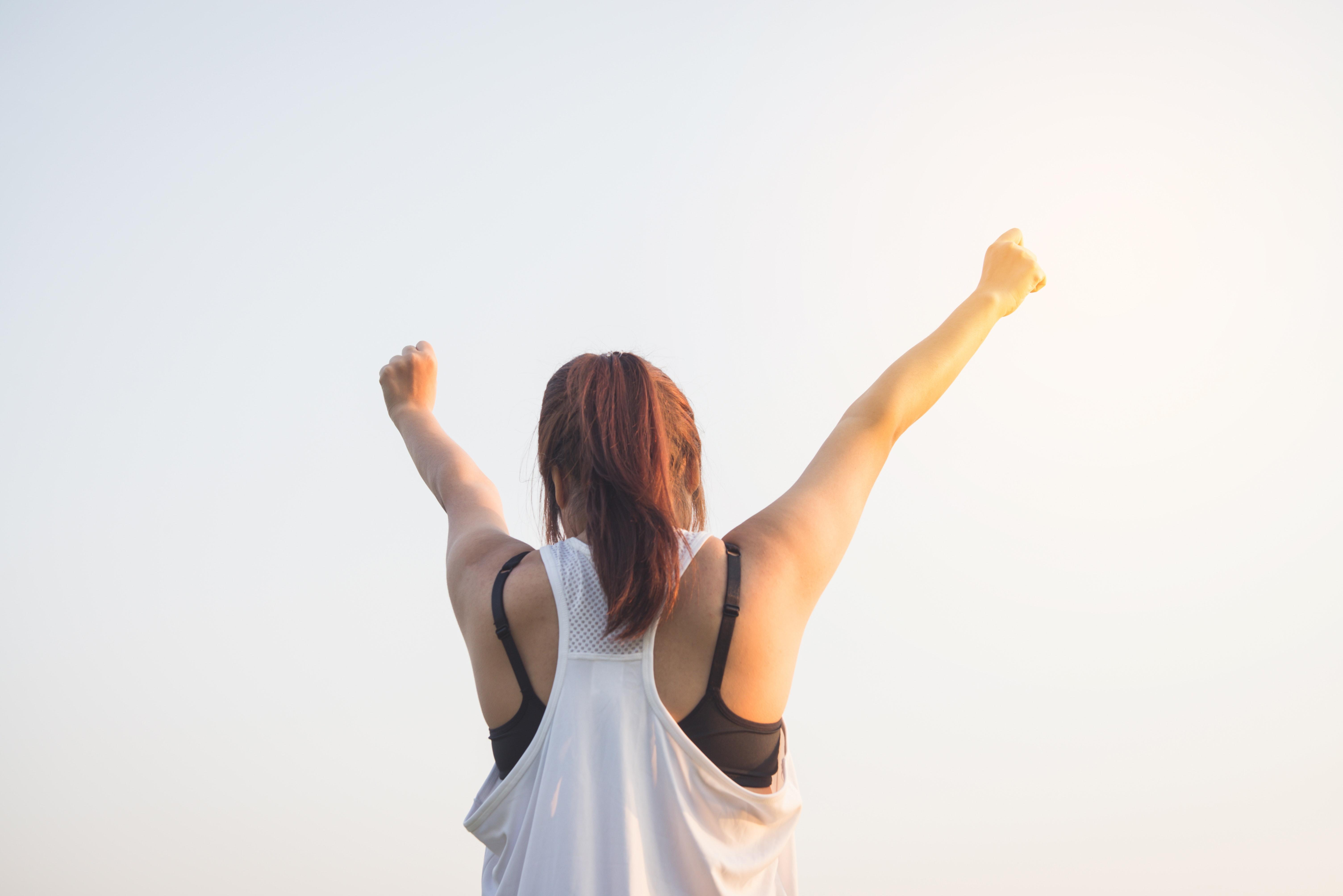 幸せな人は努力を楽しんでいる