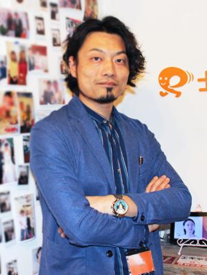 株式会社ナウい 代表取締役 桑山裕史
