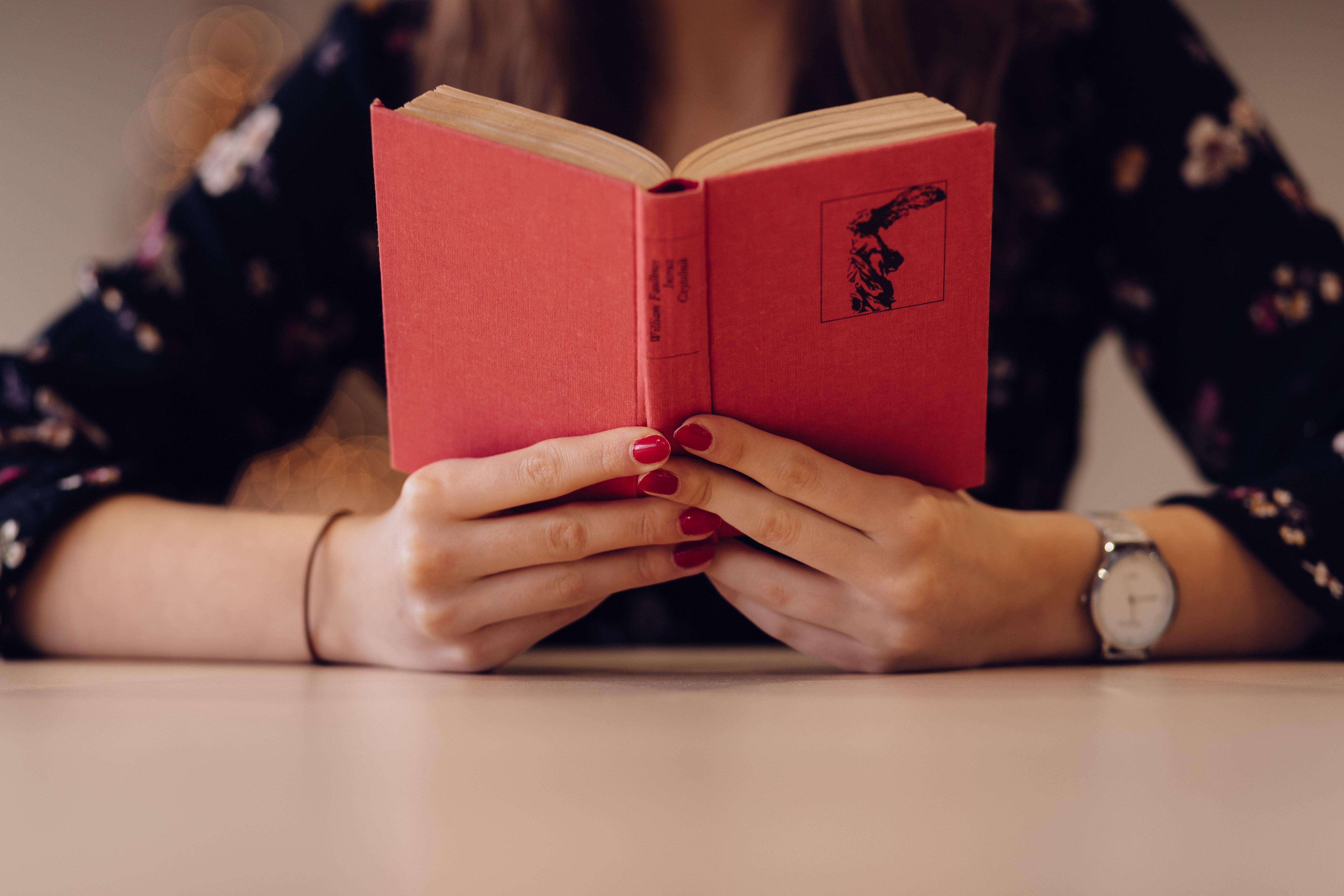 本を読む習慣をつける