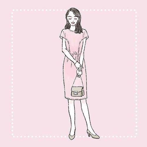 40代の婚活パーティーの服装【春夏ver.】