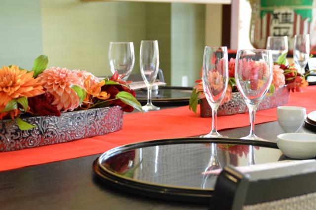 フォーマルな顔合わせ食事会の相談と準備