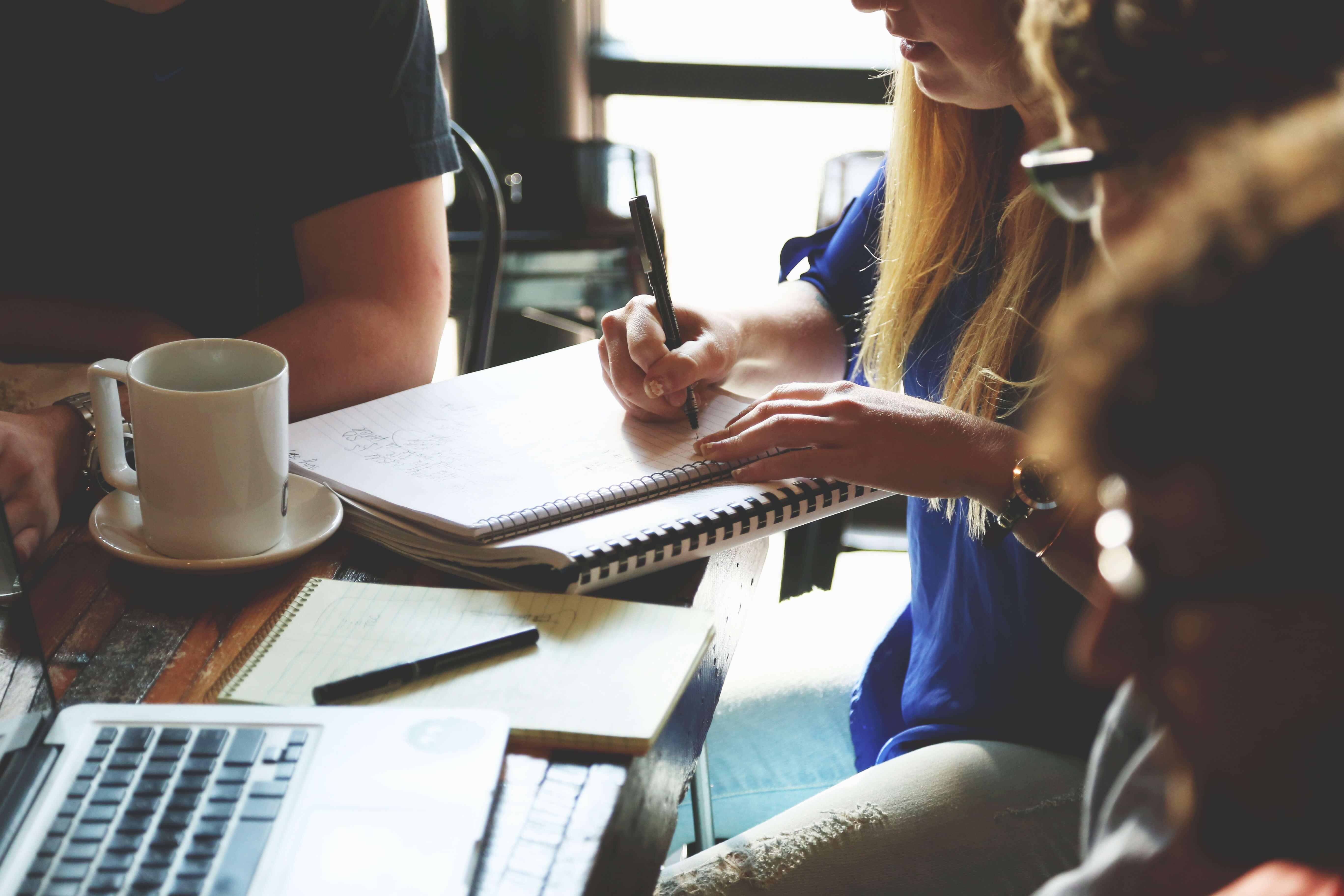 同業種の勉強会