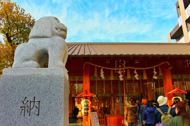 東京にある良縁祈願にオススメの神社