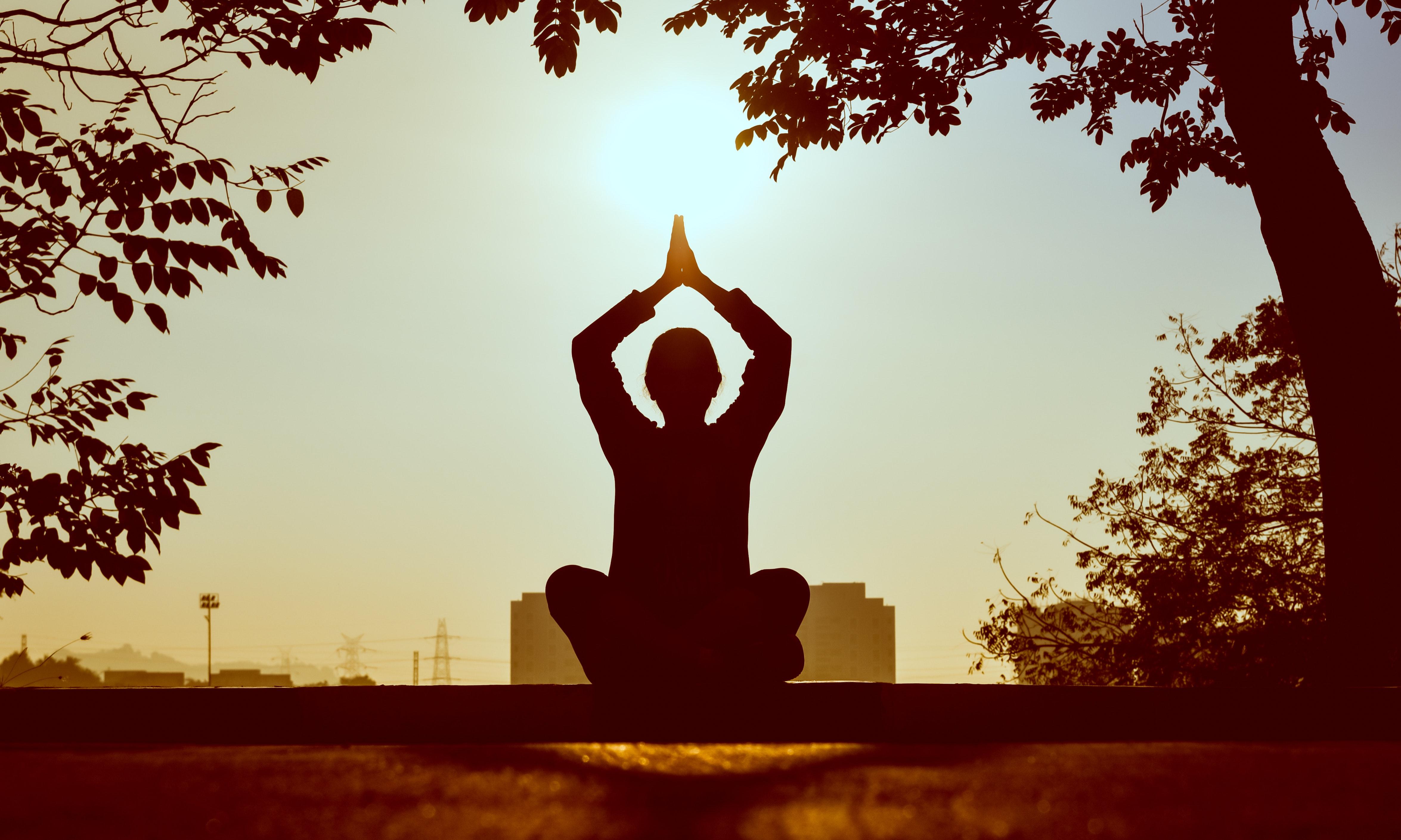 1日5分瞑想をする
