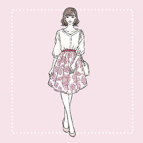 20代の婚活パーティーの服装【春夏ver.】