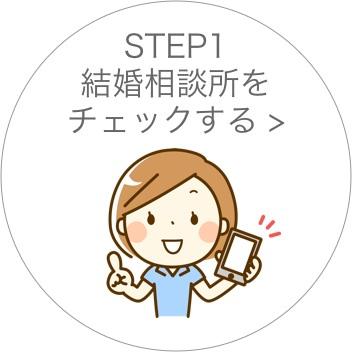 STEP1 結婚相談所をチェックする