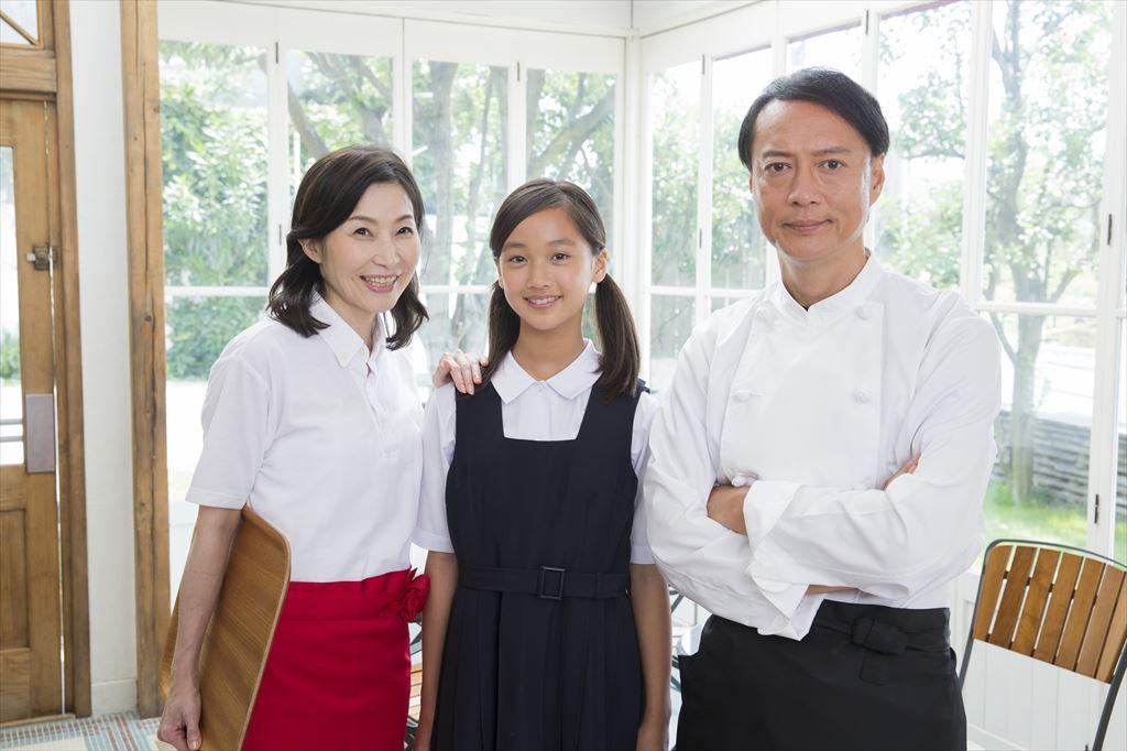 自営業の家族