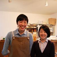 坂口さんと池田さん