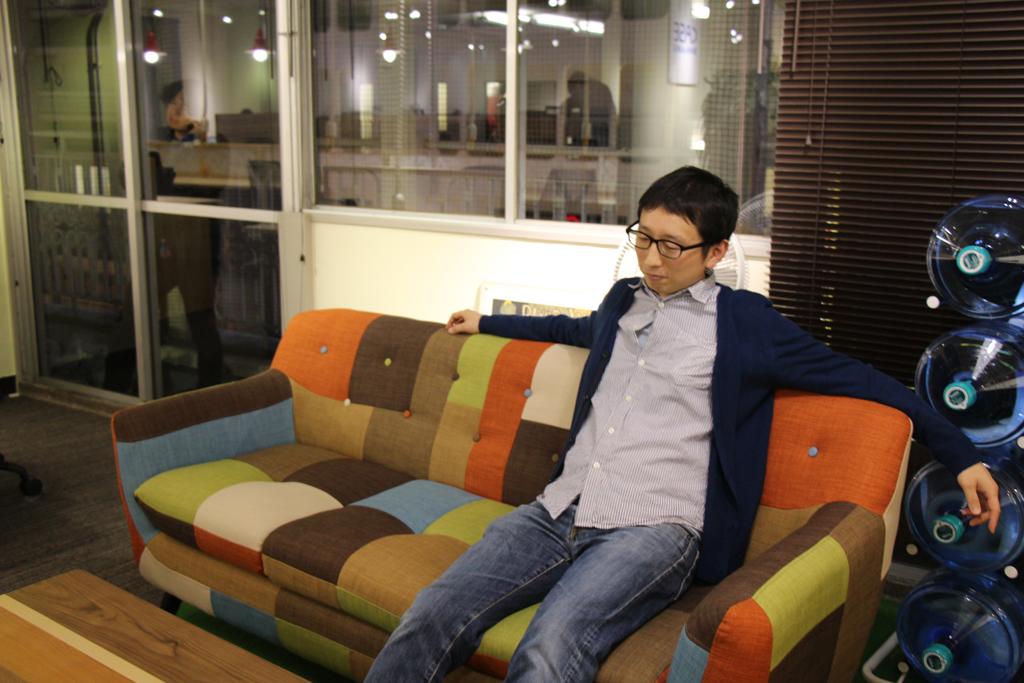 ケイスシンジュクのソファ