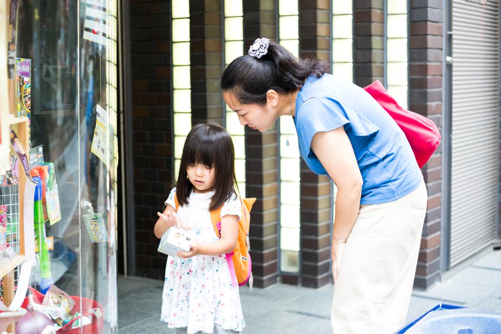 池田さんとお子さん