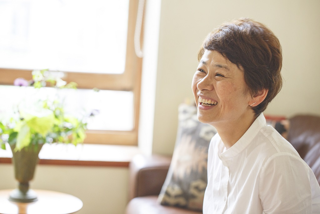 キャリア25年のプランツスタイリスト井出綾さん「誠実さで仕事を創る」