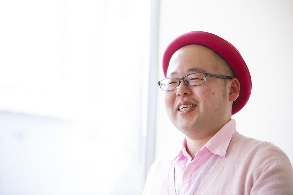 「中途半端に面白い人を日本中に増やしたい」お笑いコンサルタント・三好秀典さん