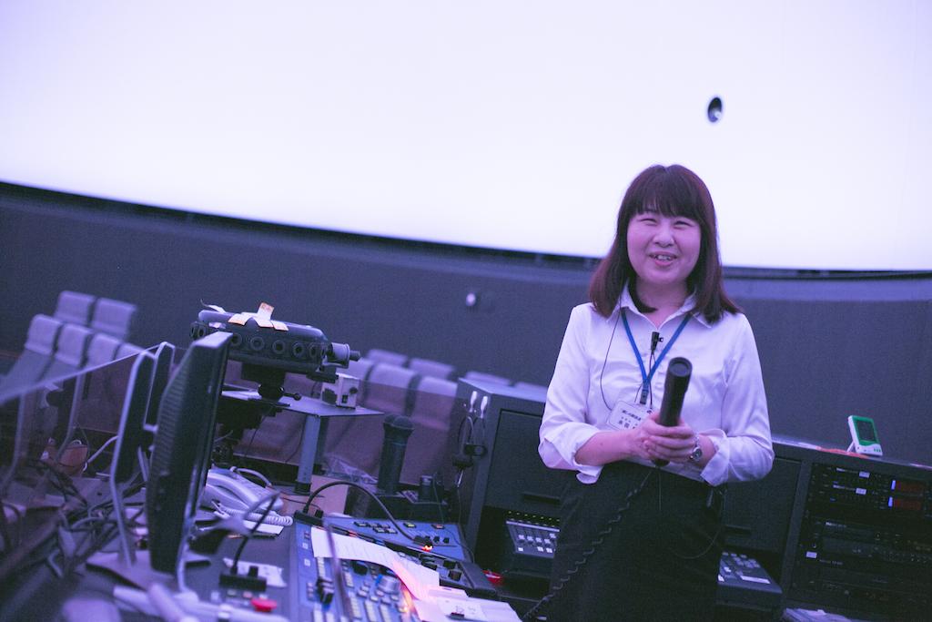 「地球に住む私たちってすごい存在なんだ!」と伝えたい 星空解説員・永田美絵さん