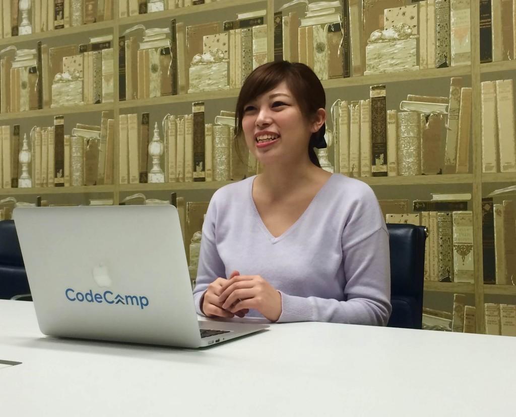 私立文系の女子大生がなぜ、プログラミングを始めたのか