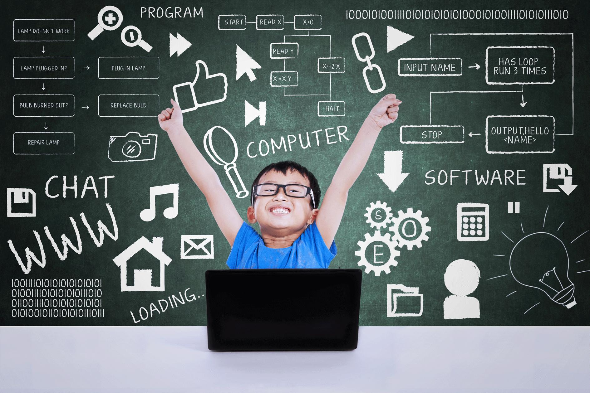 子ども向けプログラミング言語のスクラッチとは?わかりやすく解説をしてみた