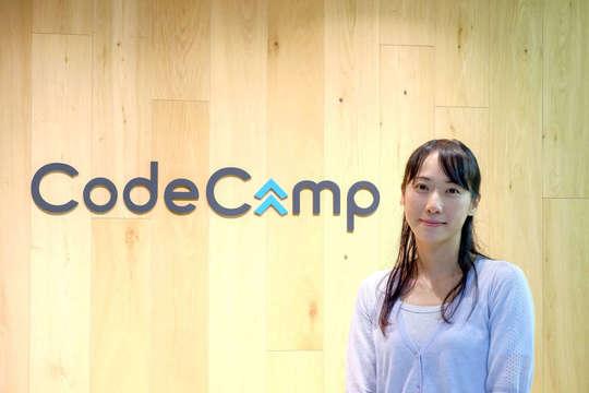 プログラミングで挫折しそうになった人の力に【CodeCamp人気講師 #5 杉浦先生】